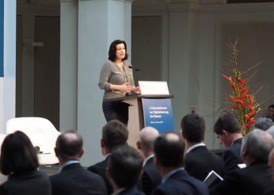 Parlamentarische Staatssekretärin Dorothee Bär MdB