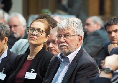 Ines Bronowski und Dr. Rainer Berger