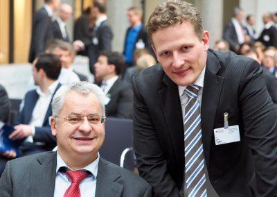 Prof. Dr.-Ing. Joaquin Diaz und Dr. Jan Tulke