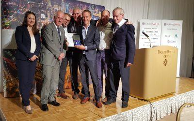 Projekt INTERLINK gewinnt buildingSMART Special Award