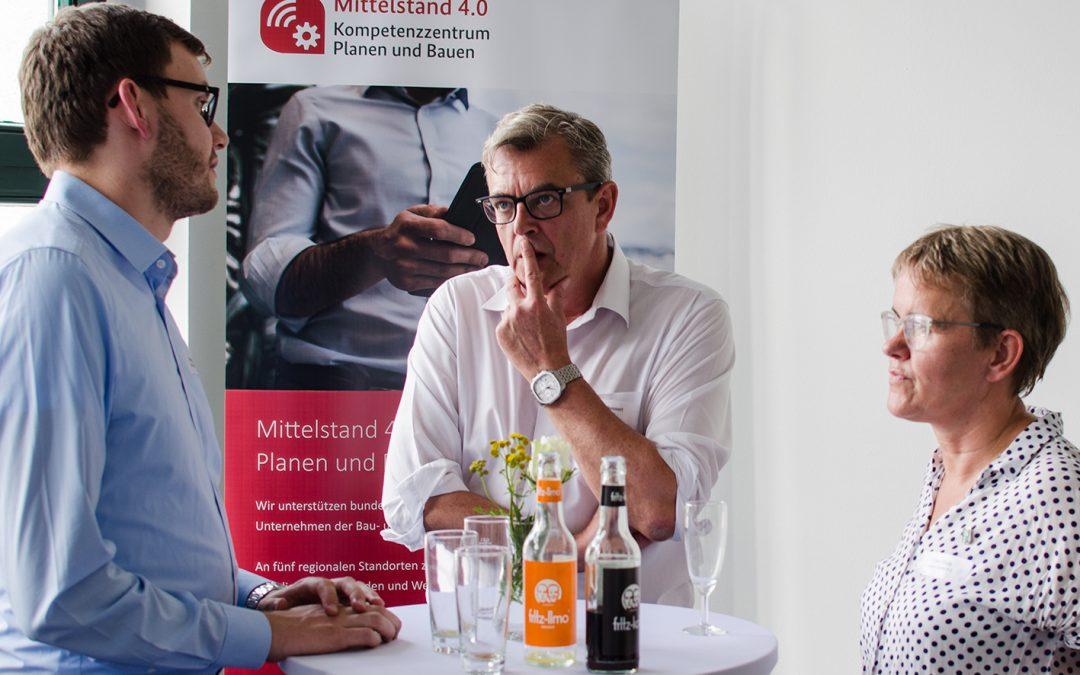 Impressionen vom Netzwerktreffen in Berlin am 17.06.2019