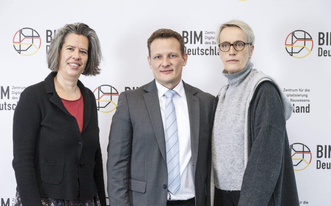 Mehr Effizienz durch Digitalisierung beim Bau – BIM Deutschland