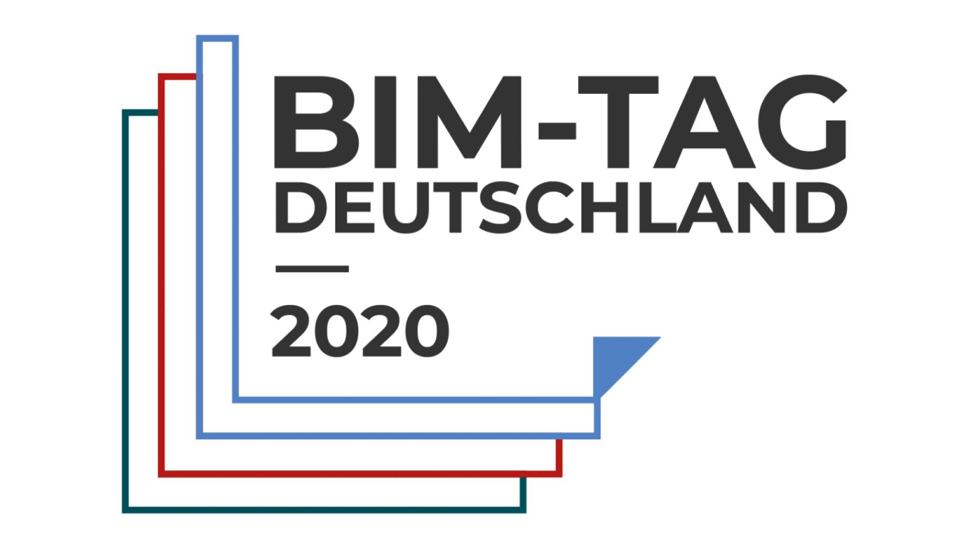 BIM-TAG DEUTSCHLAND am 12. und 13. Oktober 2020: virtuelle Veranstaltung – neue Realität!