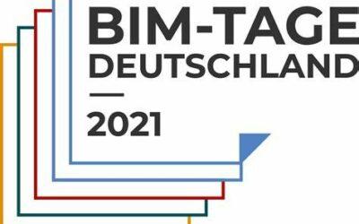 Das Kongress-Programm der BIM-TAGE DEUTSCHLAND 2021