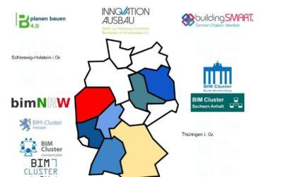 11. Treffen der SprecherInnen der bundesdeutschen BIM Cluster