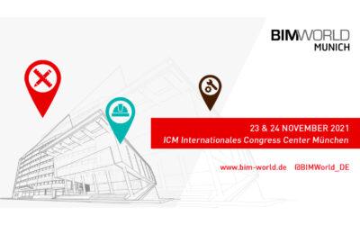 Kooperationsvereinbarung zwischen planen-bauen 4.0 und BIM WORLD MUNICH